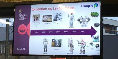 Digital Tech Conférence 2017 à Rennes