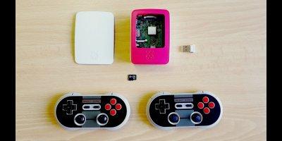 Back to the Future ! Retrouver les années 80 et 90's avec un Raspberry !